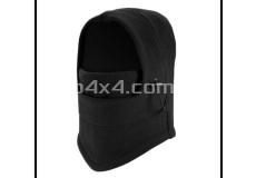 Подшлемник флисовый (черный)